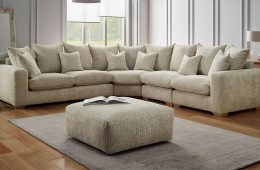 Fishpools - how to clean fabric sofas