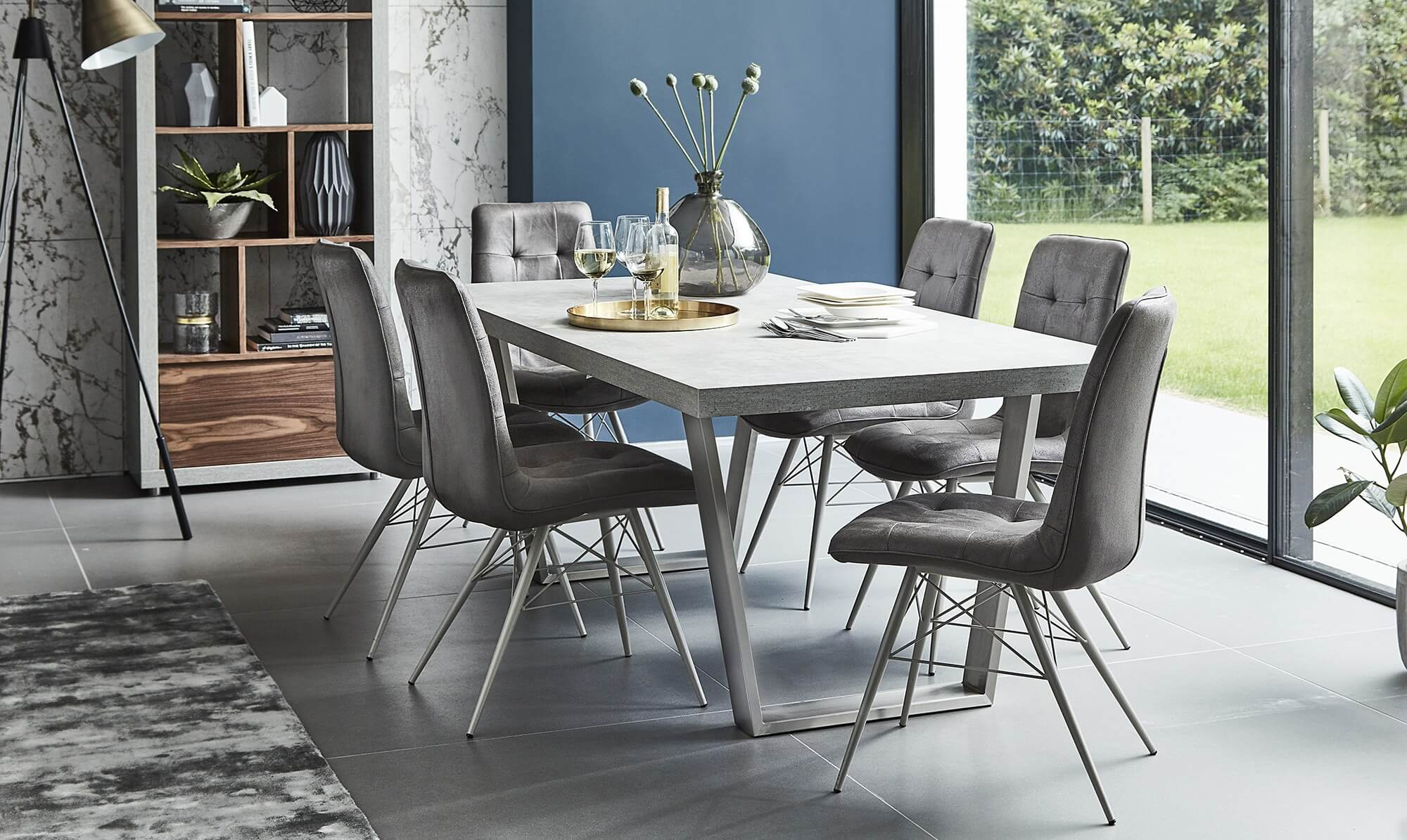 Amarna dining table set - Fishpools