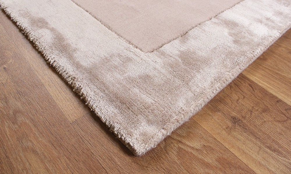 Ascot rug in sand - Fishpools