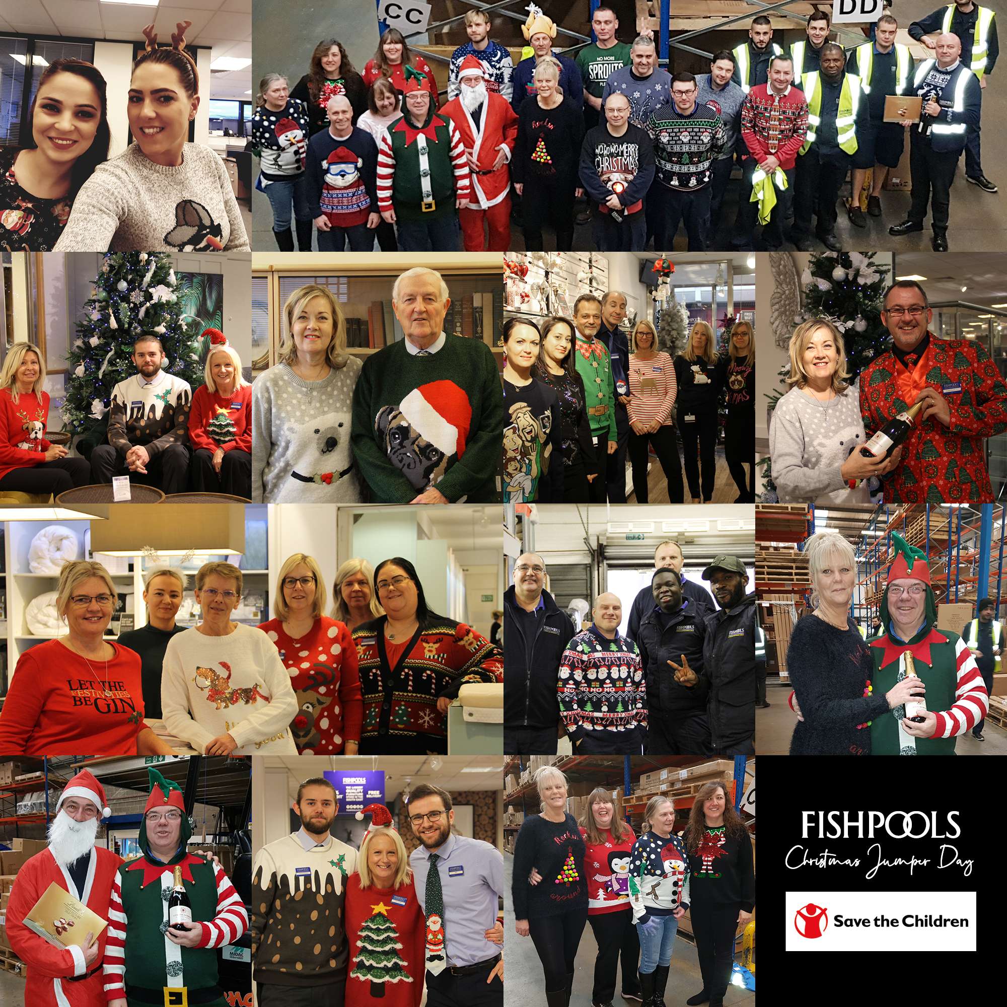 xmas jumper collection