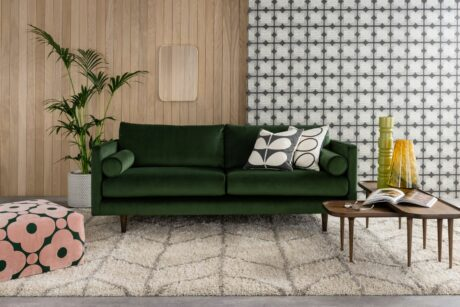 Orla Kiely Mimosa sofa