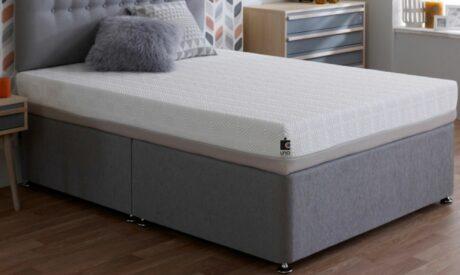 Uno Platinum memory foam mattress