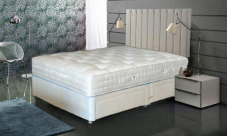 Pocket sprung mattress lifestyle