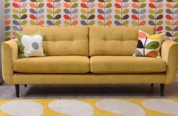 Orla Kiely Linden sofa