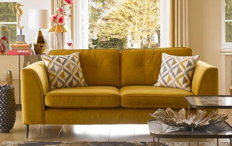 Colorado Standard Back Small Sofa