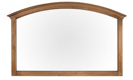 Fairmont Reclaimed Timbers Wall Mirror