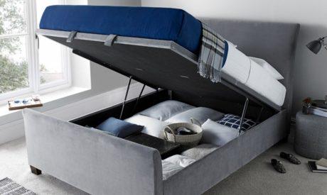 Fishpools ottmoan storage bed