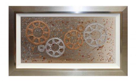 Industrial II Wall Art