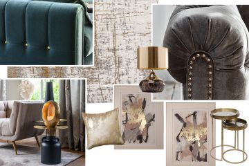 Gold Furniture Trends