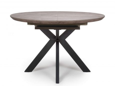 Rochester extending round dining table