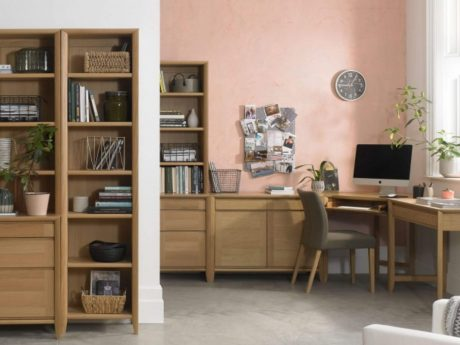 Bremen office desk and chair