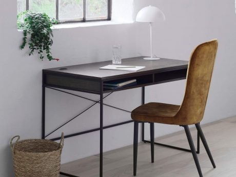 Fremont office desk and chair