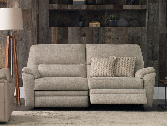 Parker knoll fabric sofas
