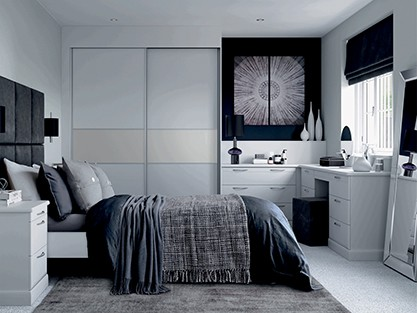 Hammonds sliding wardrobes