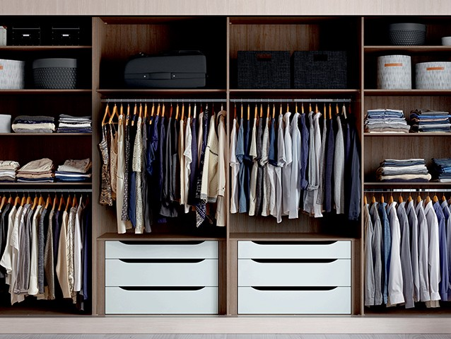 Hammonds wardrobe interiors & finishing touches