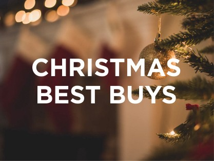 CHRISTMASBEST BUYS
