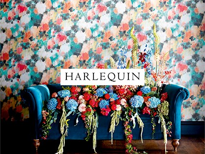 EXPLORE HARLEQUINFABRICS & WALLPAPERS IN STORE