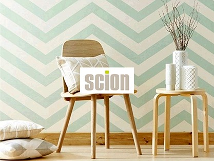EXPLORE SCIONFABRICS & WALLPAPERS IN STORE