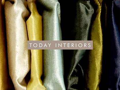 EXPLORE TODAY INTERIORSFABRICS & WALLPAPERS IN STORE