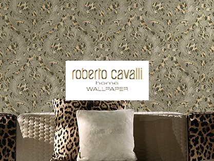 EXPLORE ROBERTO CAVALLIWALLPAPERS IN STORE