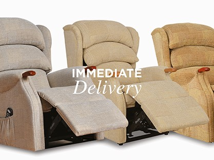 EXPLOREALL RECLINERS FOR IMMEDIATE DELIVERY
