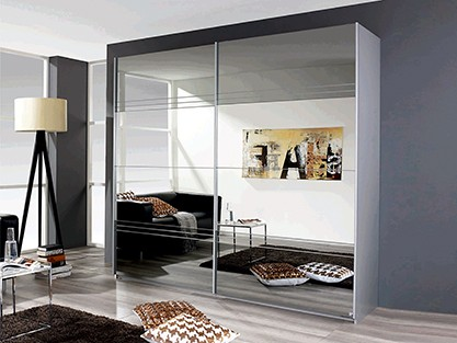 Sliding wardrobes from stock