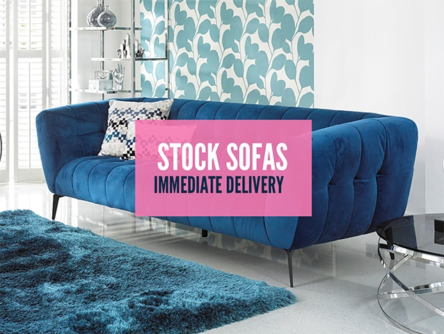 All sofas from stock