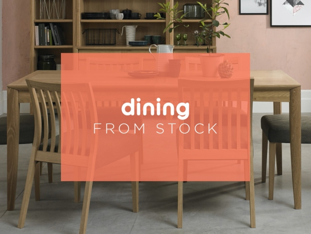 Dining From Stock