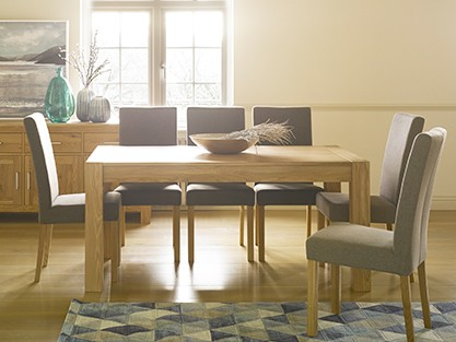 EXPLOREALL EXTENDING DINING TABLE SETS
