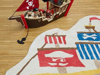 EXPLOREALL KIDS RUGS