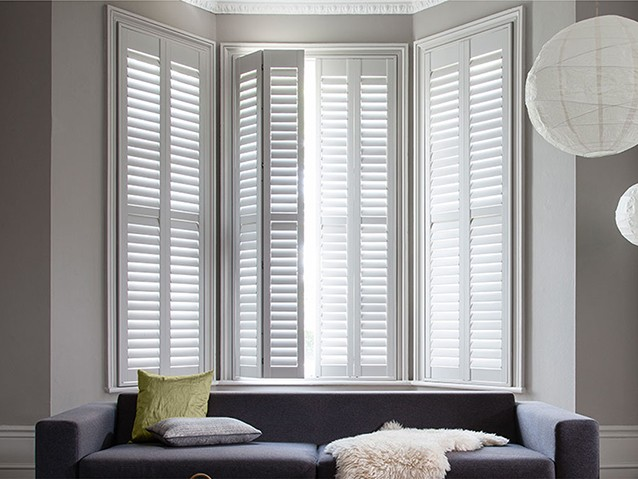 All blinds & shutters