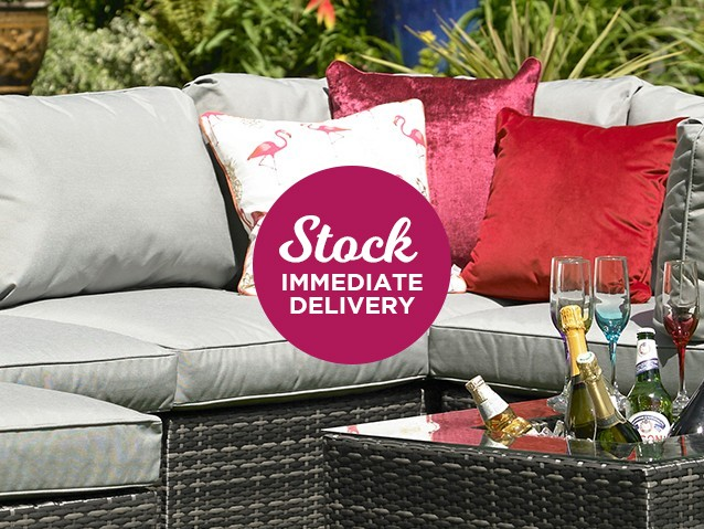 EXPLOREALL GARDEN FURNITURE FOR IMMEDIATE DELIVERY
