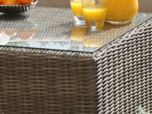 EXPLORE BY COLOURALL CHAMPAGNE RATTAN
