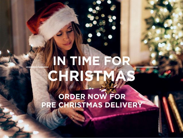 PRE CHRISTMAS DELIVERY