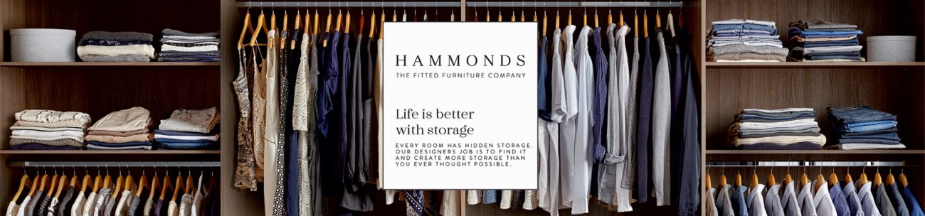 Hammonds Innovative Storage and Finishing Touches