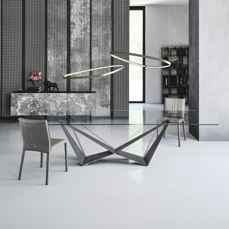 Cattelan Italia Skorpio Glass