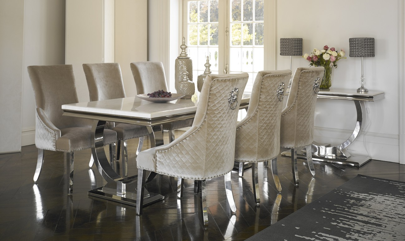 Soprano dining collection fishpools for Interior decorator sopranos