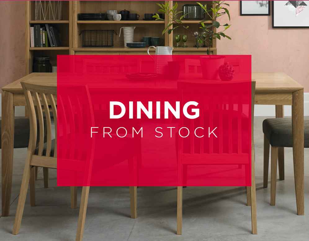 Shop Dining From Stock