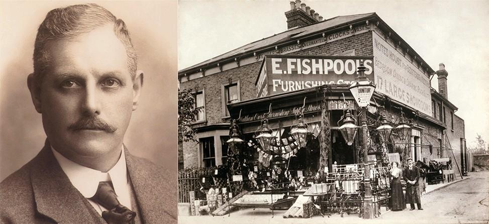 History Of Fishpools Furniture Store Fishpools