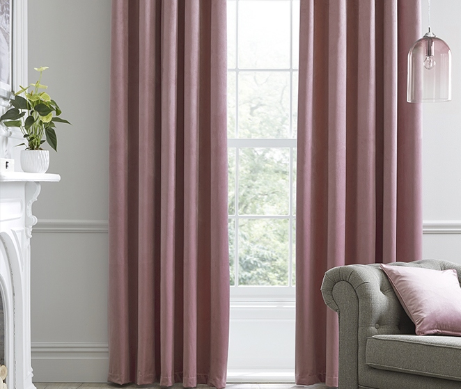 SUPER CHARGE YOUR SLEEP WITH OUR RANGE OF BLACKOUT CURTAINS & BLINDS