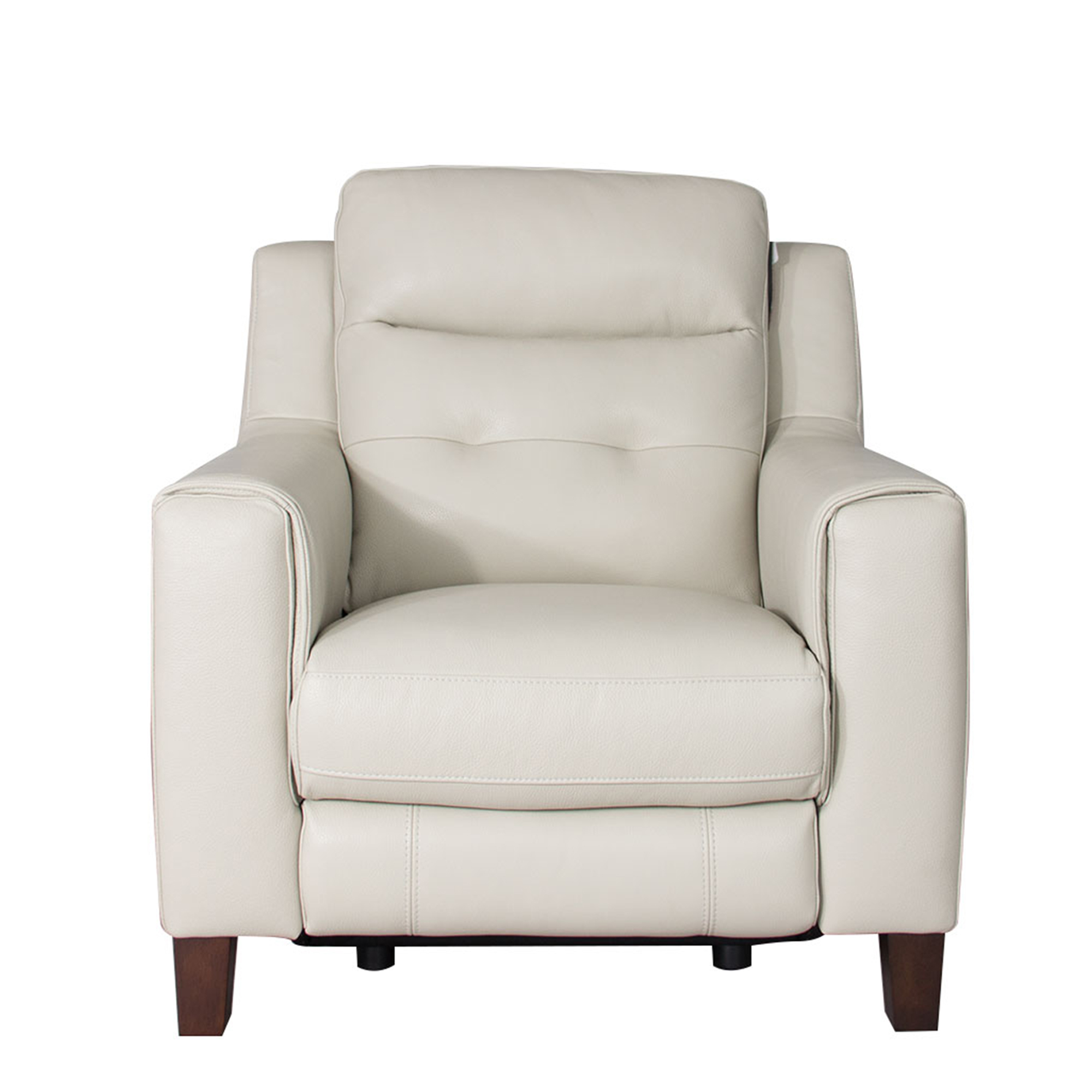 Caserta Power Recliner Chair In Leather Leather Corner Sofas Fishpools