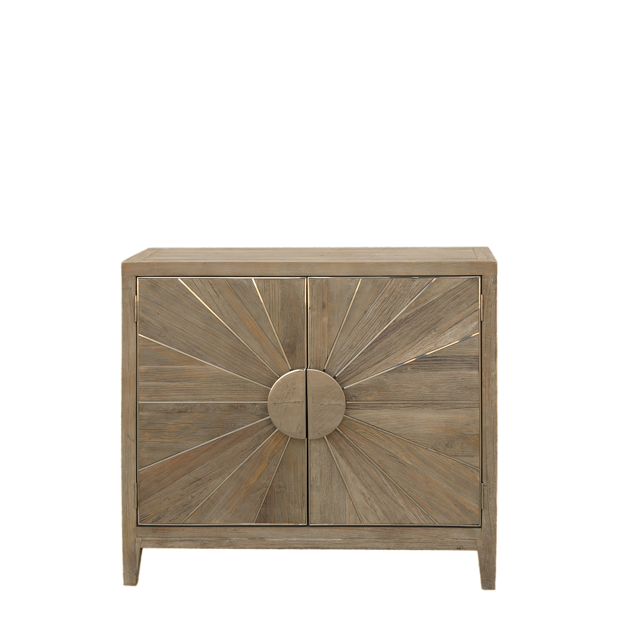 Picture of: Georgetown Small Sideboard Smoky Grey Shiny Steel Sideboards Fishpools