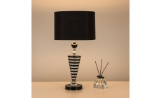 Hudson Table Lamp On