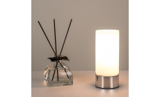 Jot Touch Lamp Polished Chrome On