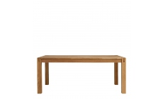 Royal Oak - 140cm Dining Table