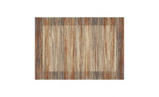 Galleria Rug 079-0138-6888 Orange Grey Border