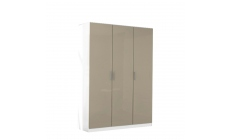 Amalfi - 3 Door Hinged Door Robe Height 210cm