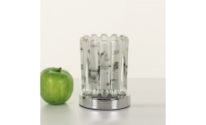Cian Touch Lamp Polished Chrome