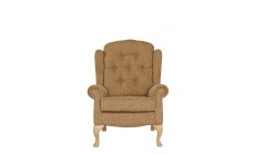 New Burford - Petite Legged Fixed Chair