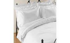 Ultimate 1000 White Duvet Cover